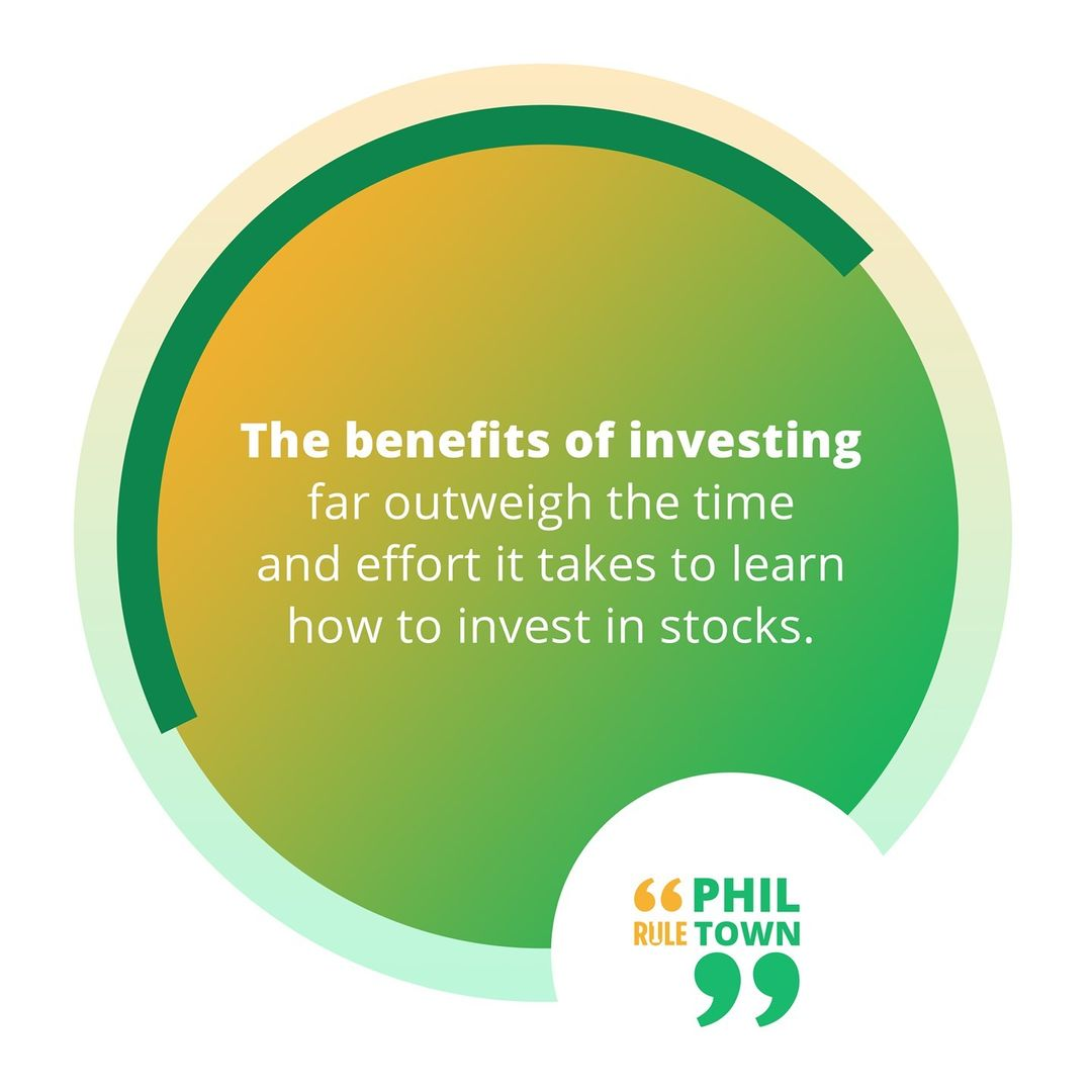 The benefits of investing training